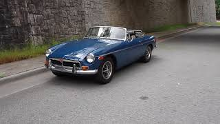 1973 MG MGB convertible for sale