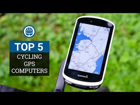 Top 5 - Bike Computers 2018