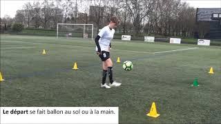 Défi Jonglerie Filles U13