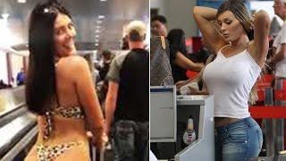 15 CRAZIEST AIRPORT ENCOUNTERS