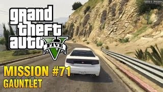 Grand Theft Auto V - Mission #71 - Gauntlet