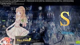 Freedom Dive [METAL DIMENSIONS][METAL DIMENSIONS] 98.24% FC 555pp