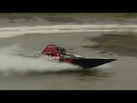 Supercharged speedboat | Jeremy Clarkson's Extreme Machines | BBC