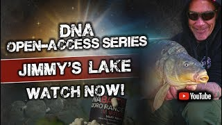 ***Carp Fishing*** DNA Open Access Series, Jimmy's Lake – DNA Baits