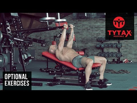 TYTAX® M1 (Opt. JA) | Incline Lever Bench Press