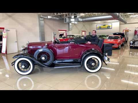 Video of '30 Model A - PLLH