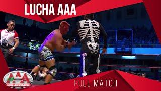 Wagner, Parka y Murder Vs Jarrett, Kross y Taurus | Lucha Libre AAA Worldwide