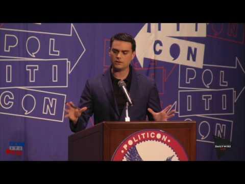 Ben Shapiro Identifies Identity Politics - Politicon 2017