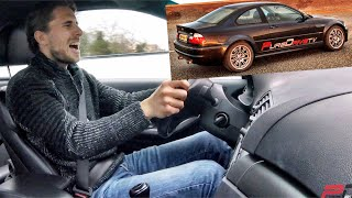 Here's why the BMW E46 M3 is a legend!!