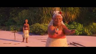 MOANA | Is There Something You Want To Hear? | Official Disney UK