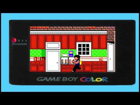 Rebecca 'Friday' Black Hits Game Boy Color