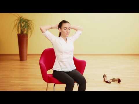 Yoga am Arbeitsplatz - Teil 5