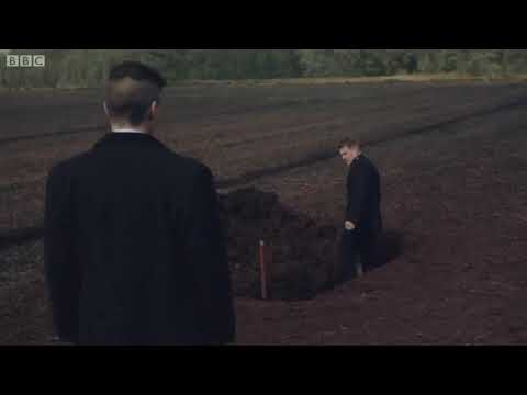 Download Peaky Blinders - Tommy Shelby Nearly Killed - Grave Scene - Series 2, Episode 6 HD Mp4 3GP Video and MP3