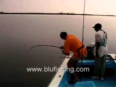La pesca in tumanovo la regione Di Smolensk