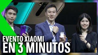 TODOS los NUEVOS LANZAMIENTOS de XIAOMI para España, explicado en 3 MINUTOS
