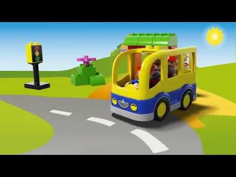 LEGO 10528 School Bus - LEGO Duplo
