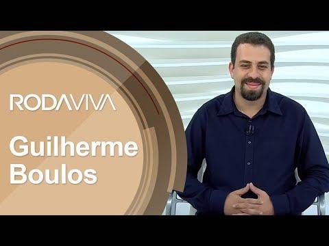 Show de Boulos, um verdadeiro 7 a 1 ,Guilherme Boulos fez barba, cabelo e bigode no Roda Viva. Durante todo o programa .