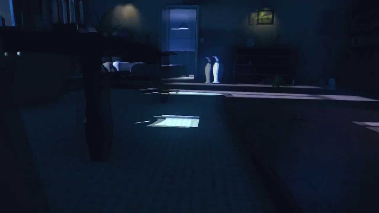 A Horror Game In Which You Play As A Two-Year-Old