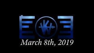 Warrior Weekly Friday 3 8 19