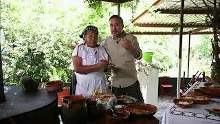 La ruta del sabor -Ahualulco de mercado, Jalisco. Parte 1