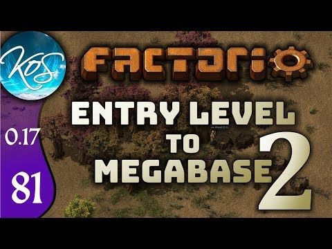 Factorio 0.17 Ep 81: FUEL STATION - Entry Level to Megabase 2 - Tutorial Let's Play, Gameplay