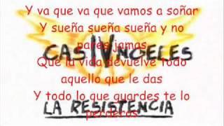 Va Que Va - Teen Angels - Lyrics