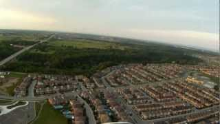 preview picture of video 'Burlington, Ontario FPV - GOPRO 2 HD'