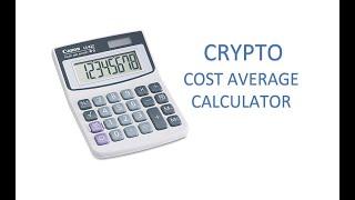 Crypto Price Investment Calculator