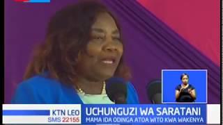 Mama Ida Odinga atoa wito kwa Wakenya kujua hali za afya