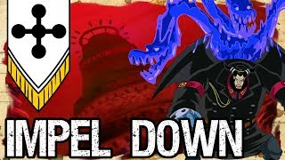IMPEL DOWN: Geography Is Everything - One Piece Discussion