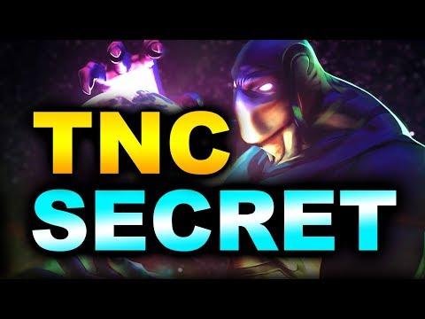 SECRET vs TNC - WHAT A FIGHT! - ESL One Birmingham 2019 DOTA 2
