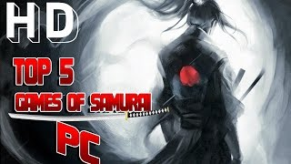 TOP 5 - Games of Samurai PC