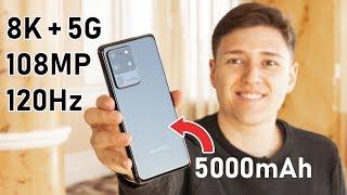 El Galaxy S20 Ultra es INCREÍBLE