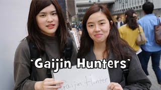 What Japanese Think of 'Gaijin Hunters' (Interview)