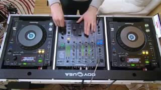 Funky House Set - CDJ 850 DJM 850