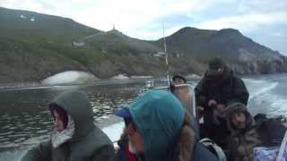 25 июля 13 на лодках в Наукан 5)