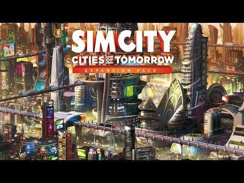 SimCity - Vzhůru do budoucnosti :) LiveStream záznam [18. 3. 2018]
