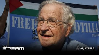 Chomsky: Calling For Change On US Support For Israel   Highlights