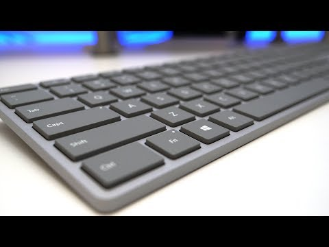 Microsoft Surface Keyboard Review – What Apple Should Have Made (and then did this past week)