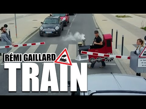 Annoying Motorists with the Train Crossing Prank