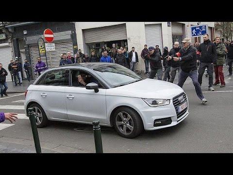 Βρυξέλλες: Συλλήψεις ακροδεξιών και ακροαριστερών διαδηλωτών