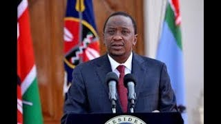 Several Kenyans honored by the President Uhuru during Jamhuri celebrations