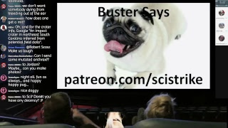 Sep 29 Science Strike Force: Movie Night Live: SPIRIT SCIENCE Edition!