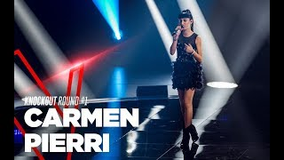 "Carmen Pierri  ""Don't Call Me Up""   Knockout   Round 1   TVOI 2019"