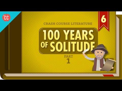 100 Years of Solitude Part 1: Crash Course Literature 306