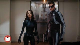 伸缩人拉尔夫未来妻子亮相,DC宇宙最令人羡慕的鸳鸯组合。【FlashS6#12】