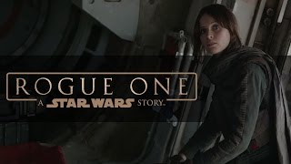 Трейлер к фильму «Изгой-один: Звёздные Войны. Истории»