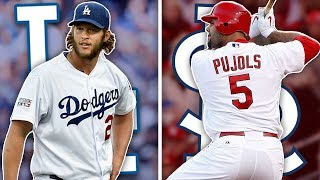 10 MLB Players That Are Hall of Famers RIGHT NOW