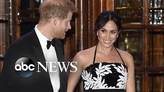 Meghan Markle visits Brinsworth House, a nursing home for artists and entertainers