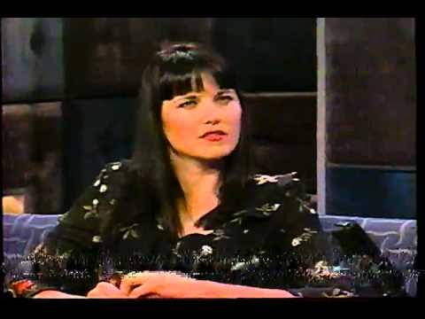 Conan O'Brien 'Lucy Lawless (Xena Warrior Princess) 9/18/97